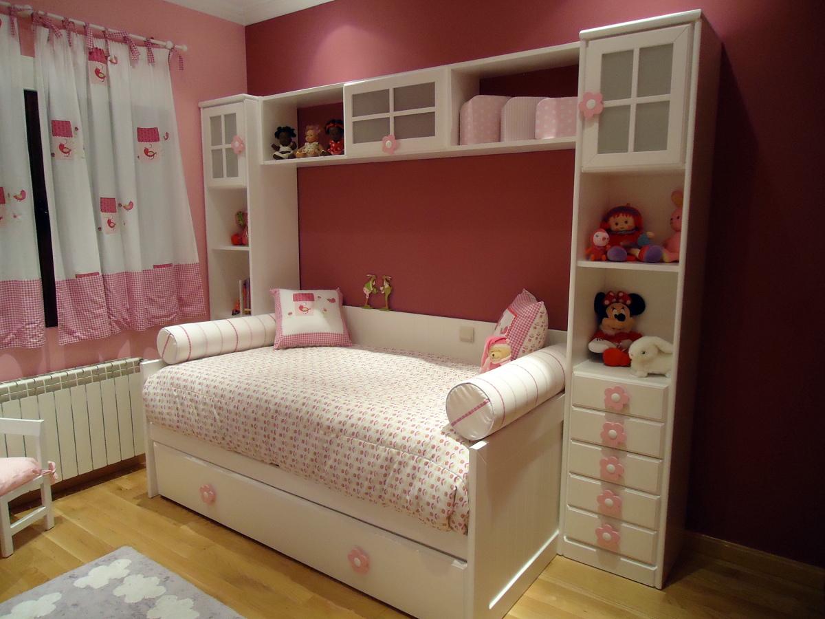 Decoraci n de habitaci n infantil proyectos muebles - Habitacion infantil decoracion ...