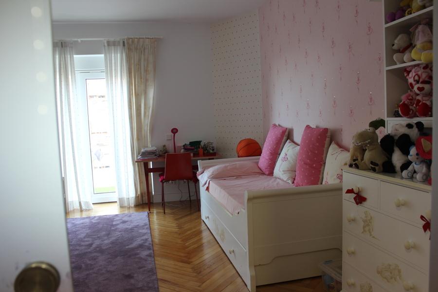 Dormitorio infantil, mobiliario