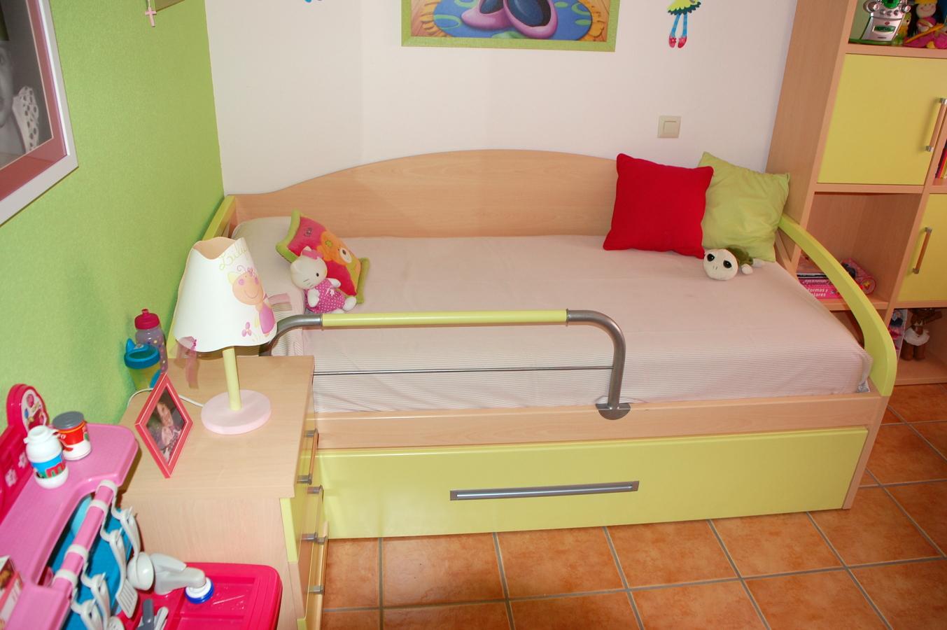 Dormitorio infantil ideas muebles - Muebles dormitorio infantil ...
