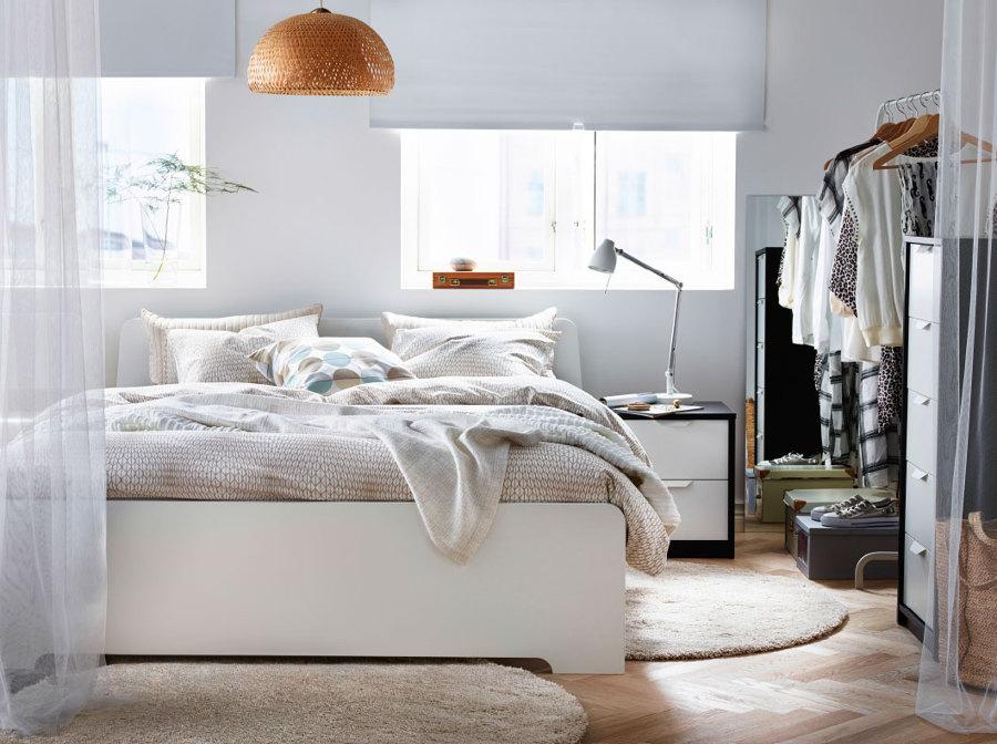 Dormitorio invierno ikea