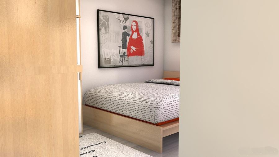 S tano habilitado para juegos y dormitorio invitados for Dormitorio invitados