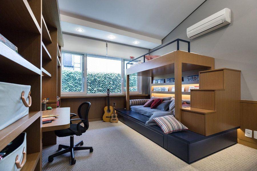 Dormitorio joven