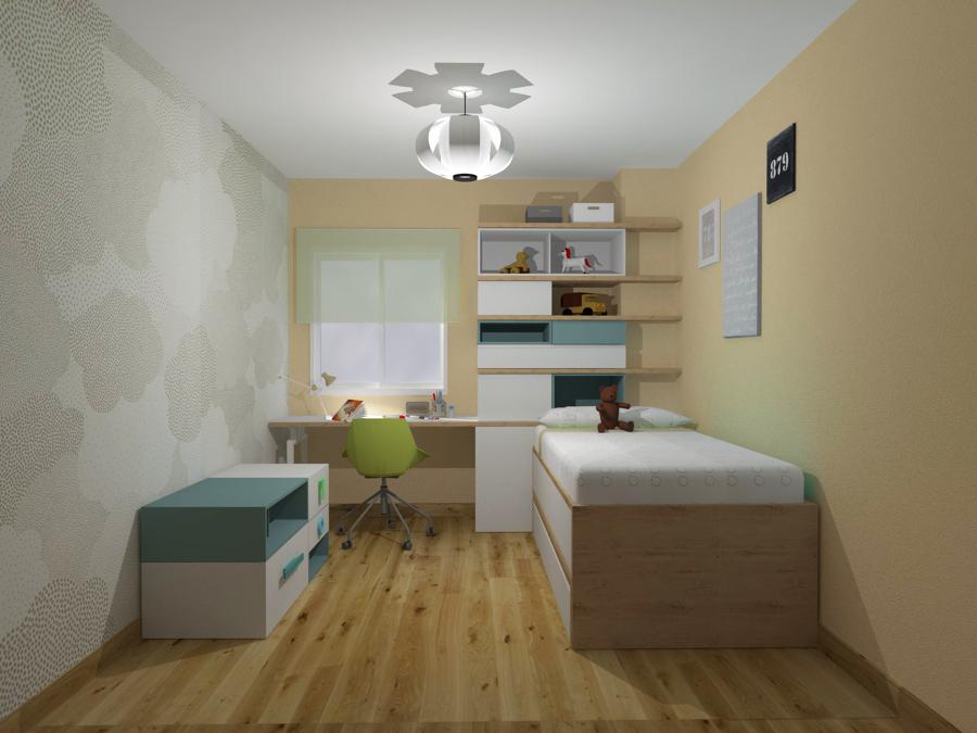 Dormitorio juvenil de lagrama ideas reformas viviendas - Disenar dormitorio juvenil ...