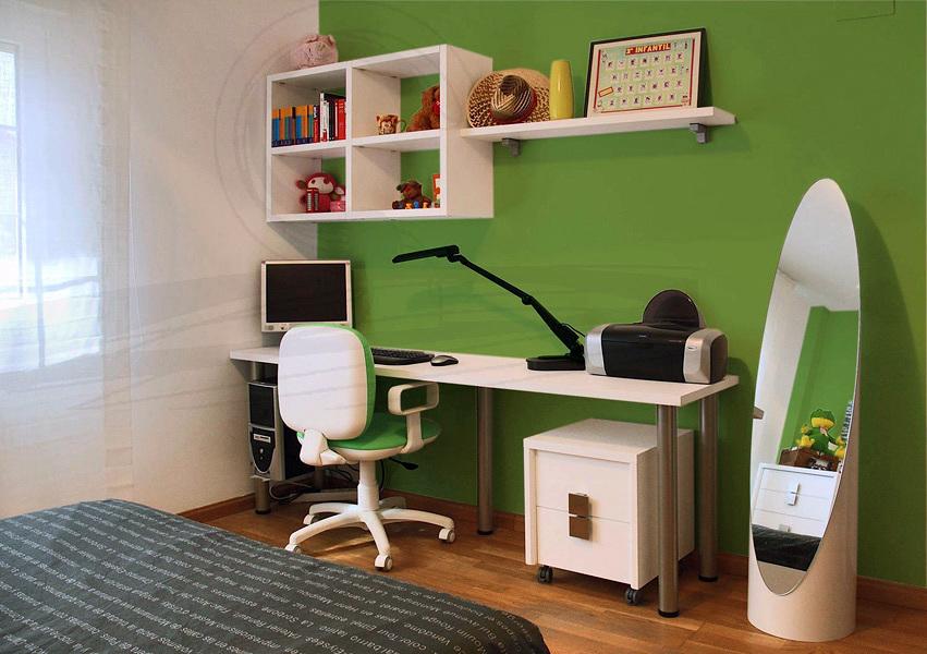 Foto dormitorio juvenil de interni 133406 habitissimo - Dormitorio juvenil malaga ...
