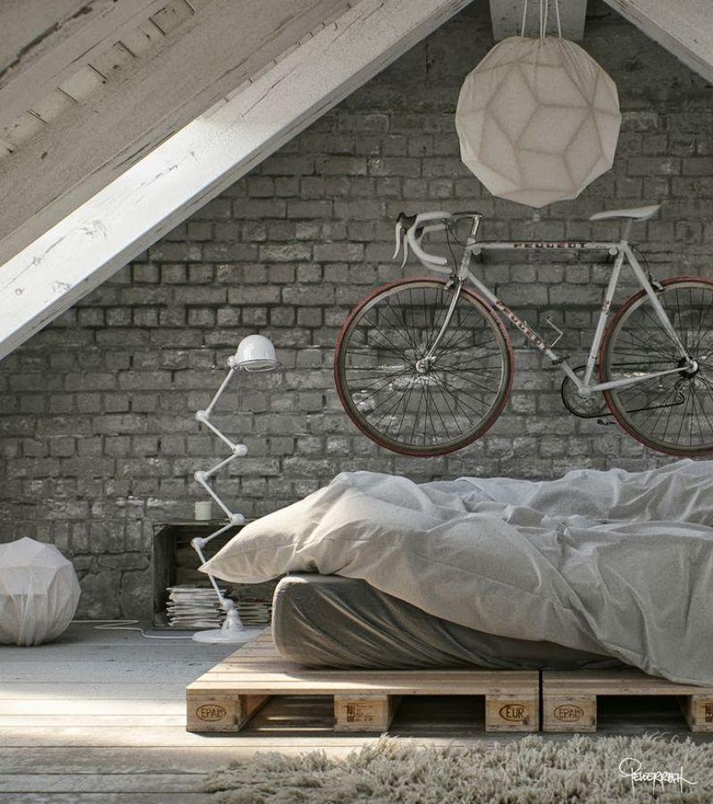 dormitorio masculino
