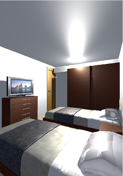 Dormitorio matrimonio 3