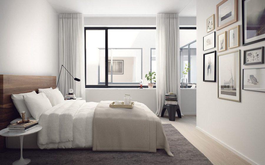 5 consejos para combatir el fr o en la cama ideas for Habitacion matrimonio estilo nordico