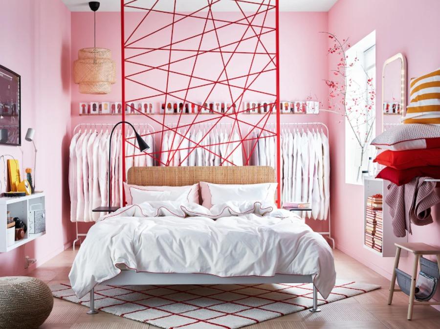 Dormitorio moderno IKEA