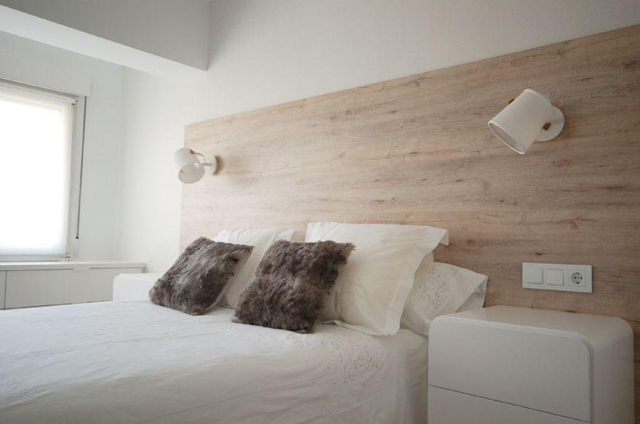 Foto dormitorio n rdico de habitaka 1378328 habitissimo for Dormitorio juvenil estilo nordico