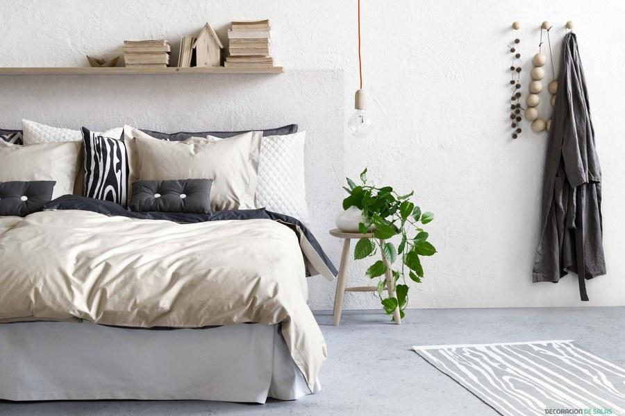 5 consejos para combatir el fr o en la cama ideas for Dormitorio matrimonio estilo nordico