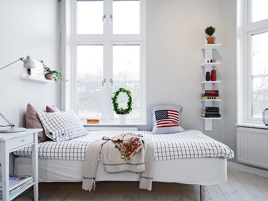 dormitorio organizado