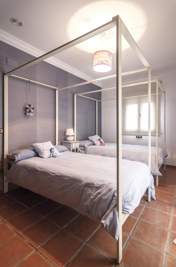 Dormitorio para dos???