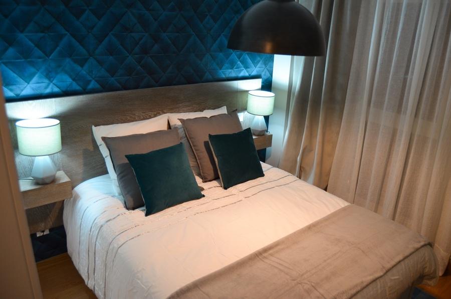 dormitorio azulón