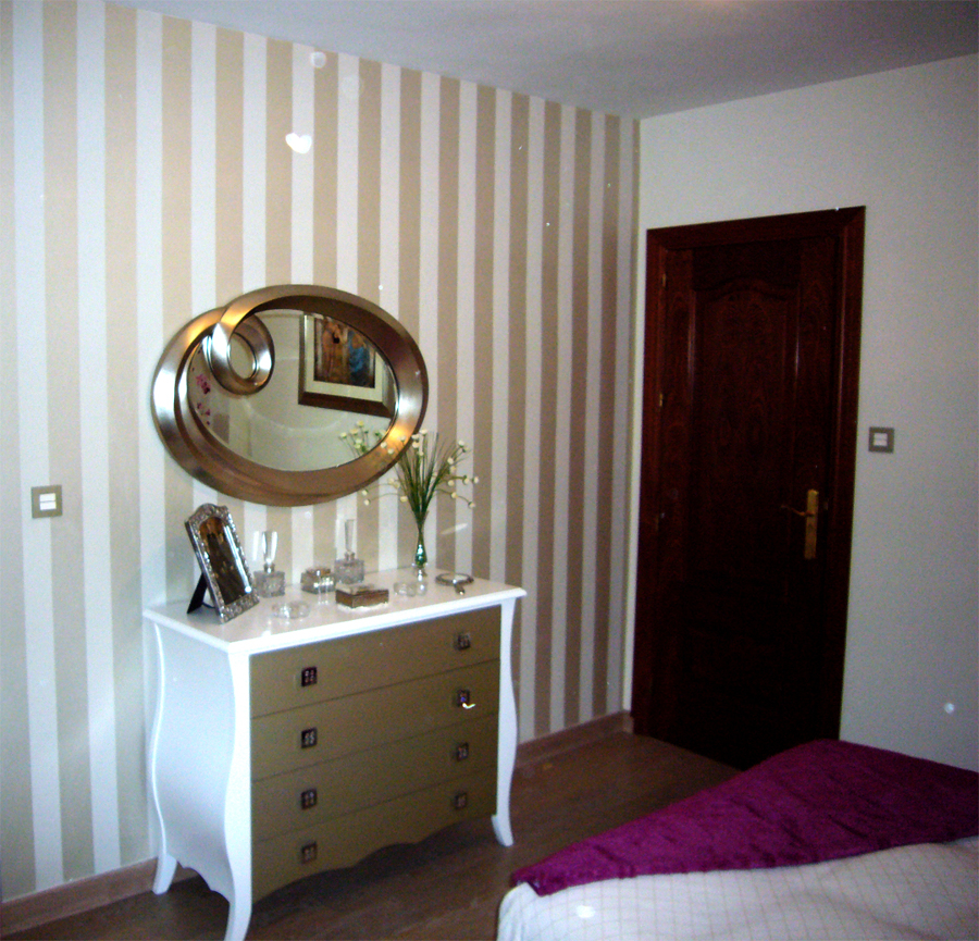 Foto dormitorio principal de samarkanda proyectos - Samarkanda muebles ...