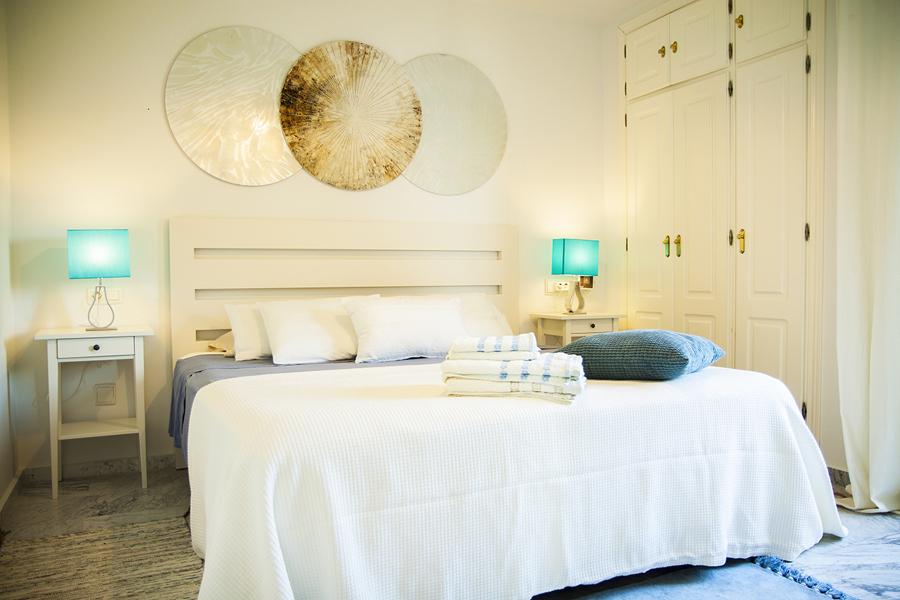 dormitorio principal después