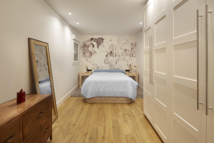 Dormitorio principal.