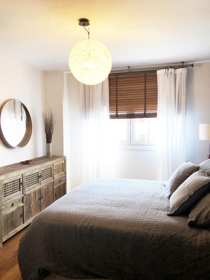 Dormitorio principal project deco ideas decoradores for Dormitorio principal m6 deco
