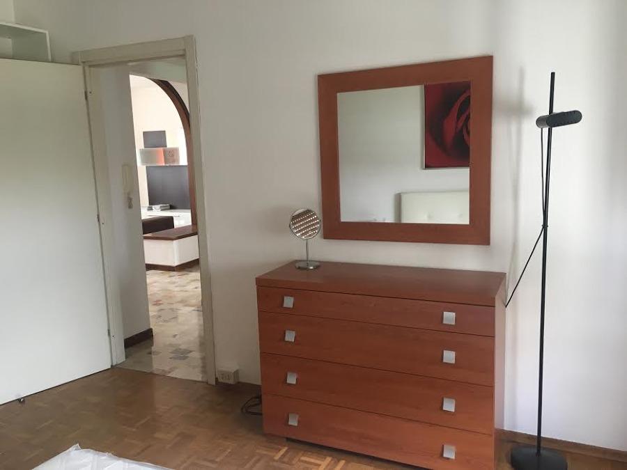 Dormitorio principal antes