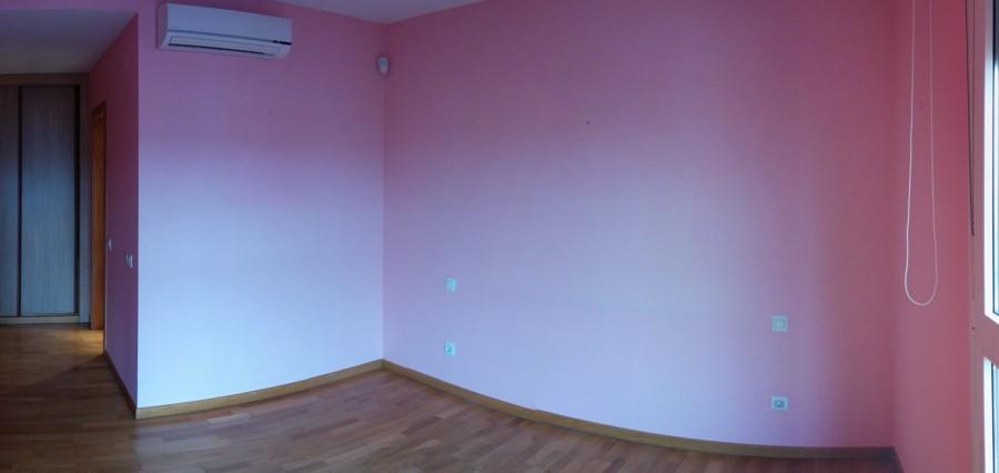 Dormitorio principal. Estado previo