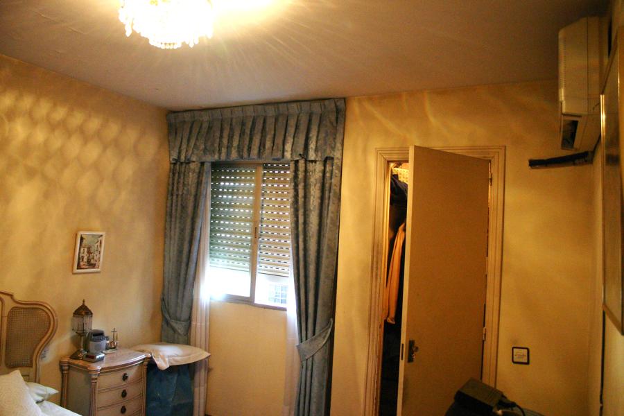 Dormitorio principal original