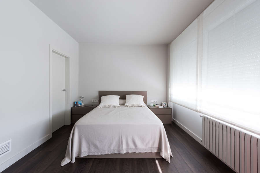 Dormitorio principal - Reforma calle Moscou | Standal