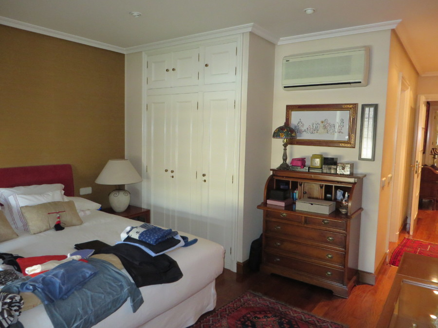 Dormitorio principal Sin Reformar