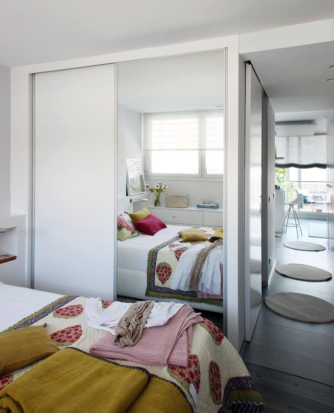 dormitorio principal vestidor