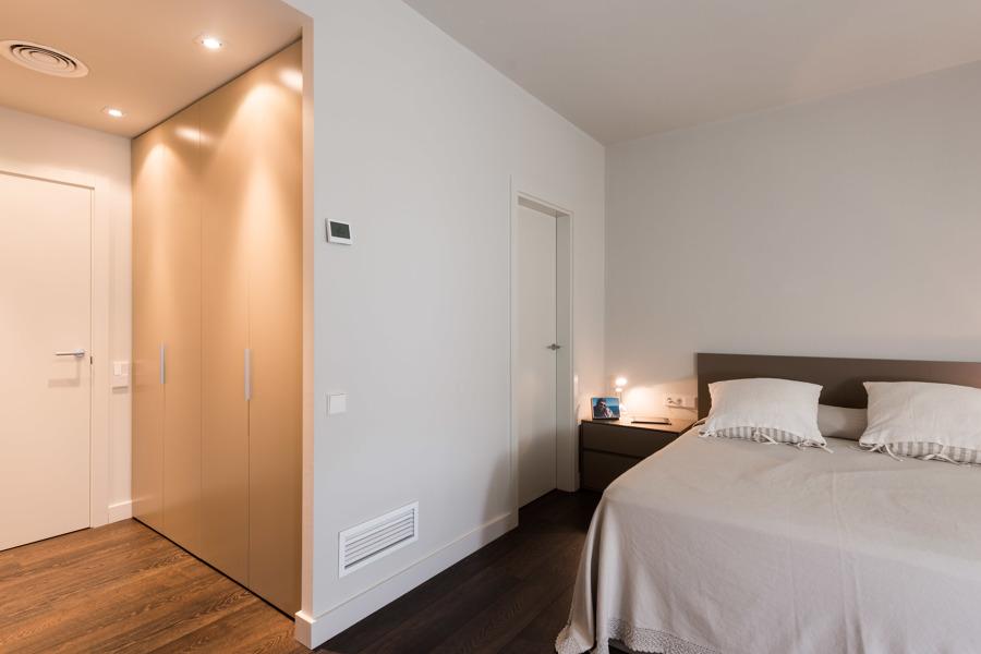 Dormitorio - Reforma calle Moscou | Standal