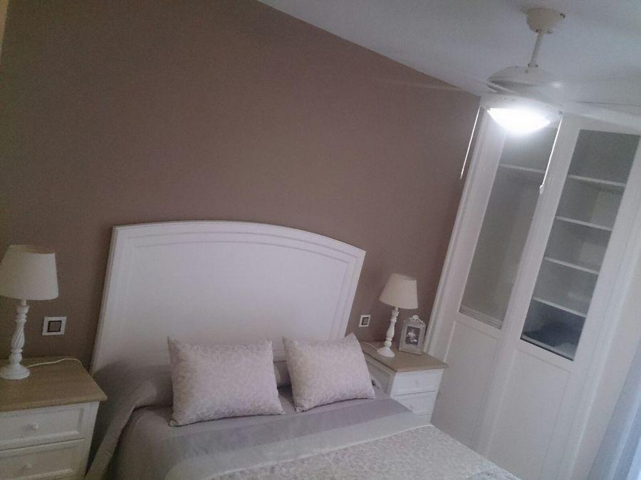Dormitorio romántico a medida.