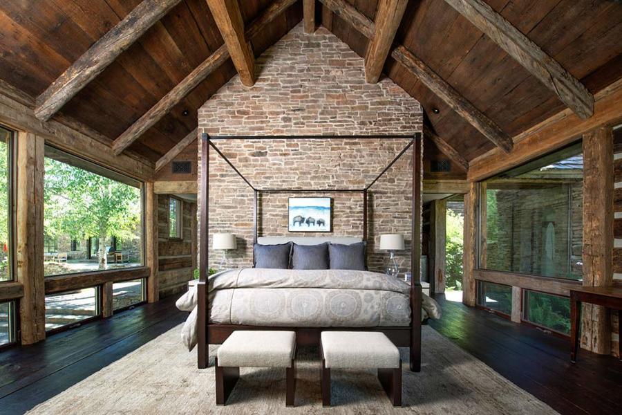 Claves para conseguir un dormitorio r stico ideas decoradores - Decorar habitacion rustica ...