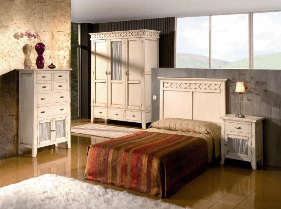 Dormitorio Rústika
