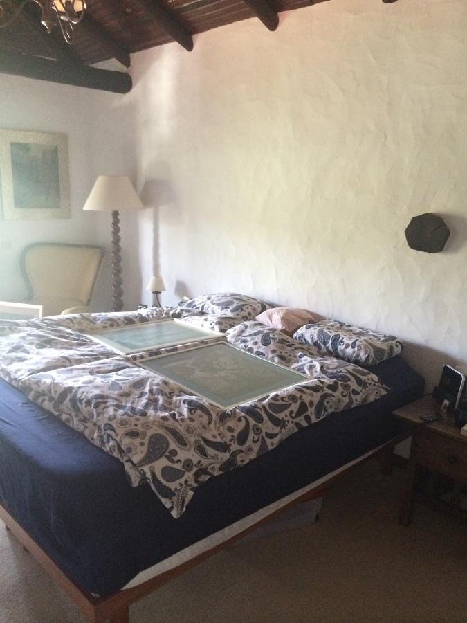 Dormitorio sin reformar
