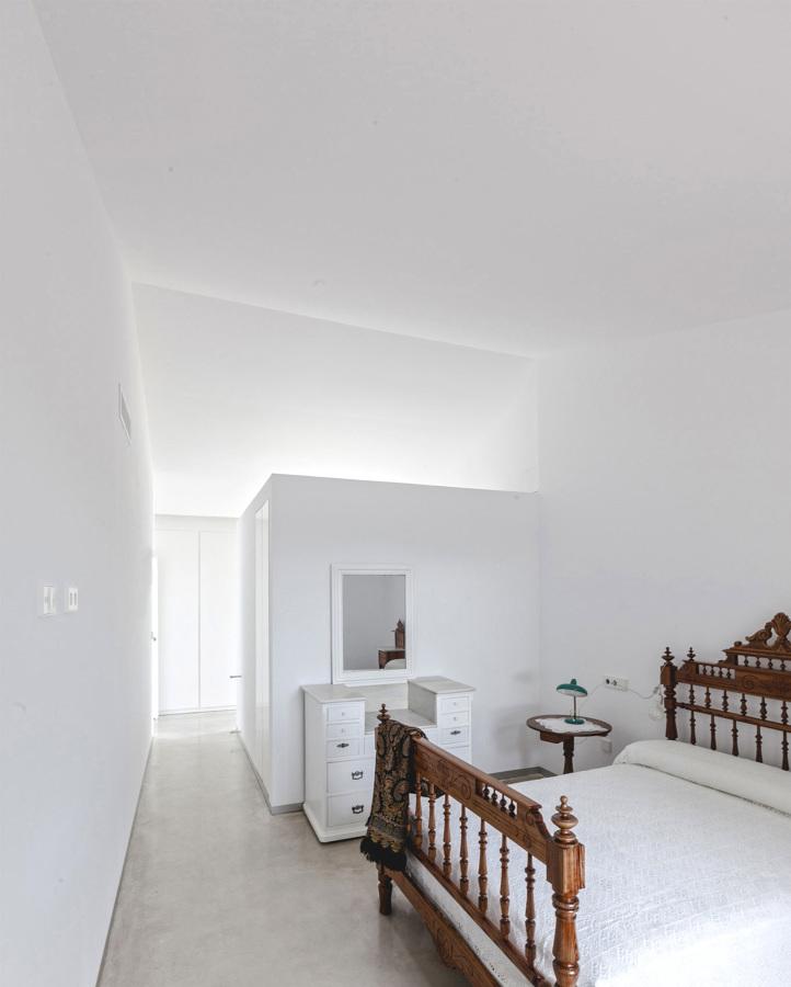 Dormitorio -Suite