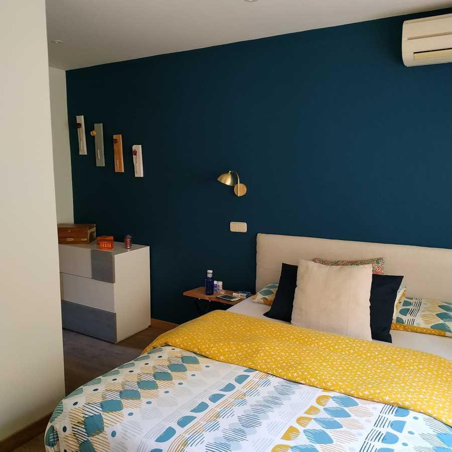 dormitorio terminado