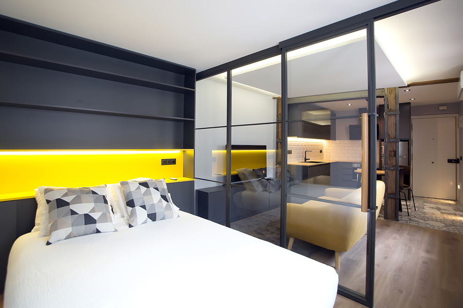 Dormitorio urbano
