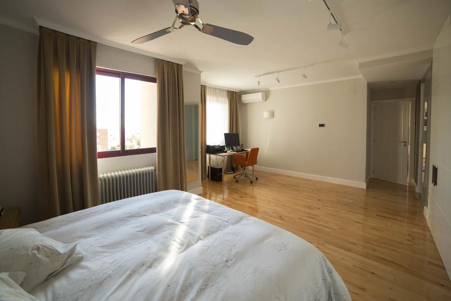 Dormitorio Vivienda Alcobendas