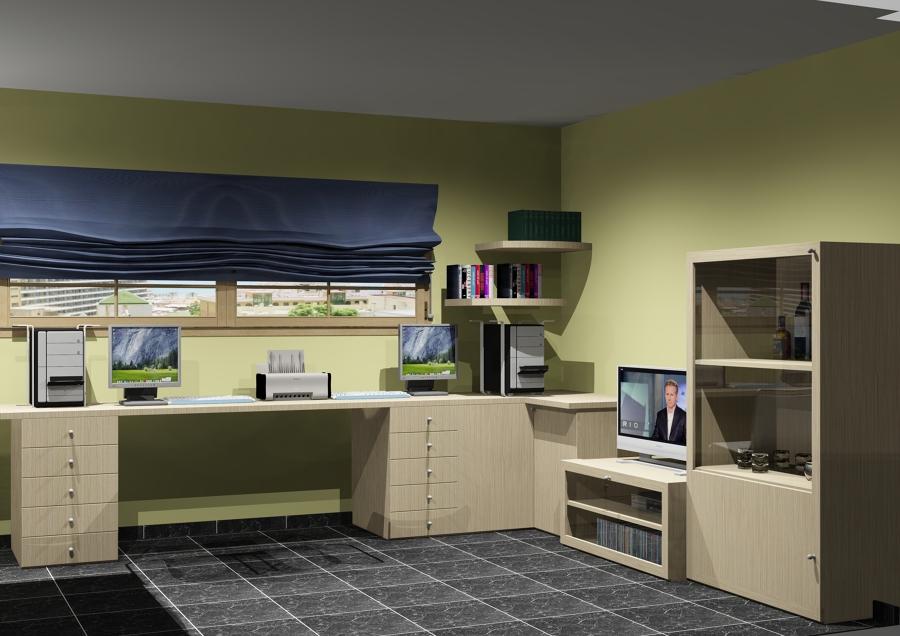 Cocinas y dormitorios ideas carpinteros for Dormitorio y cocina