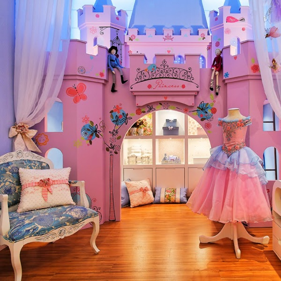 17 dormitorios con los que so 241 ar 225 n ni 241 os y no tan ni 241 os decorating ideas for princess bedroom thelakehouseva com