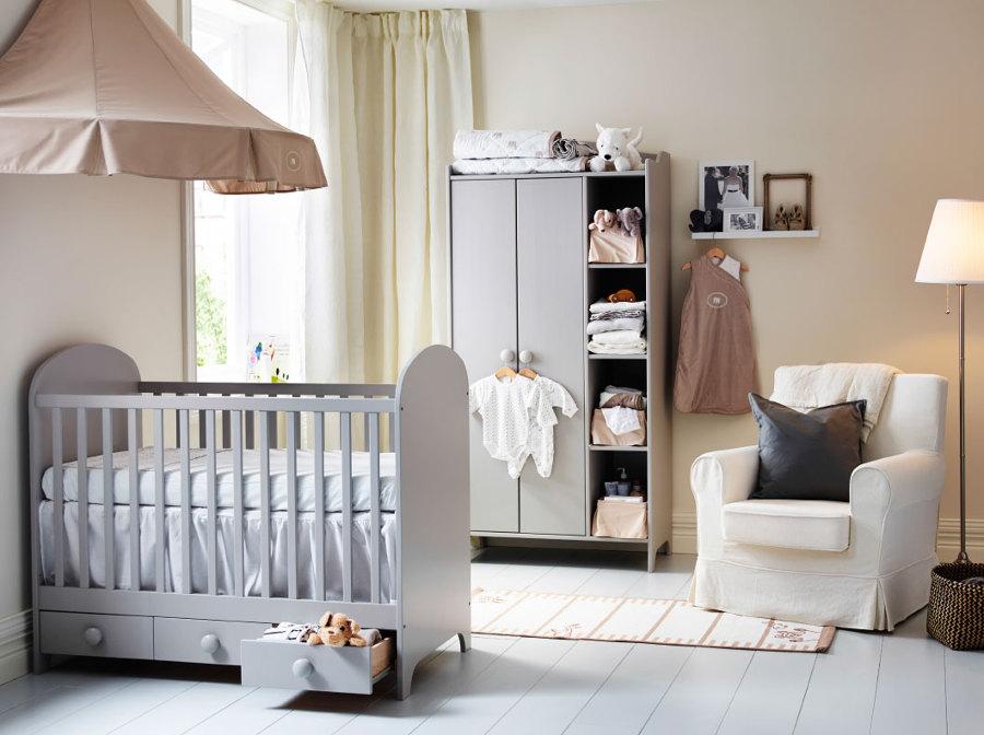 Dormitorios infantiles: pequeños mundos
