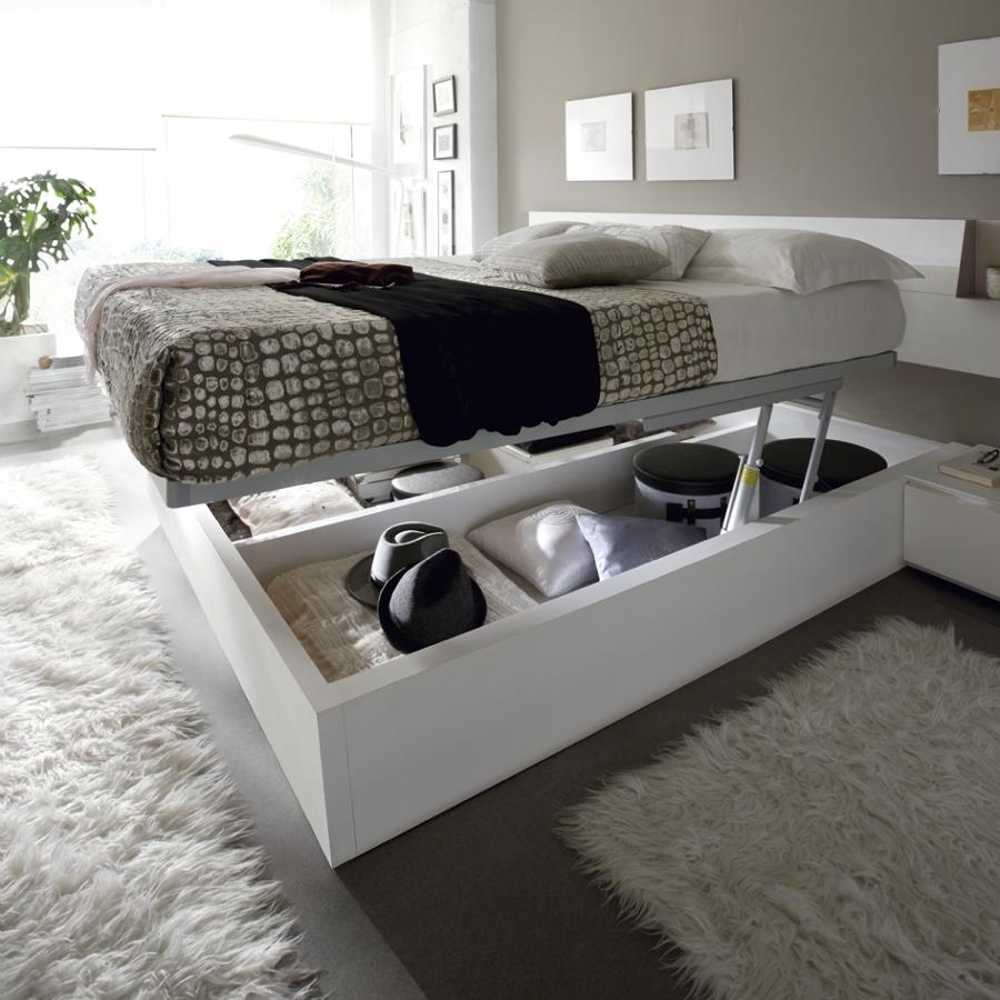 9 ideas para ganar espacio en tu dormitorio ideas - Decoracion de interiores originales ...