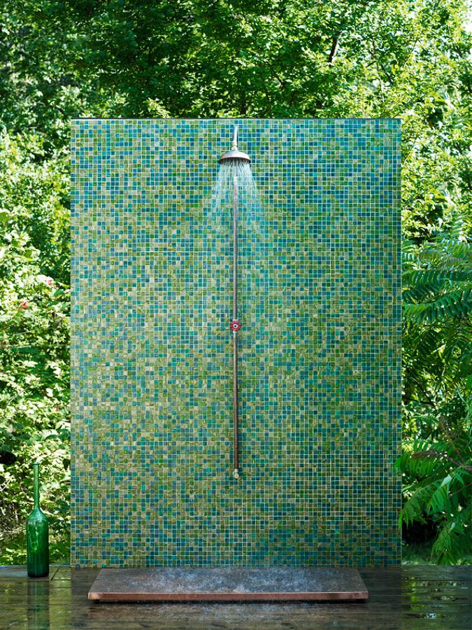 Ducha azulejos