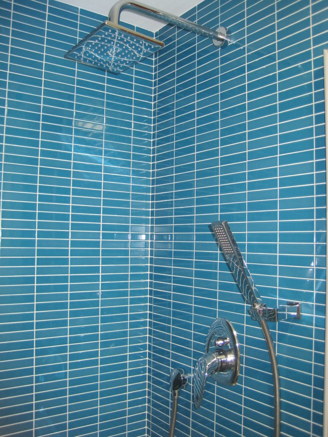 ducha habitacion