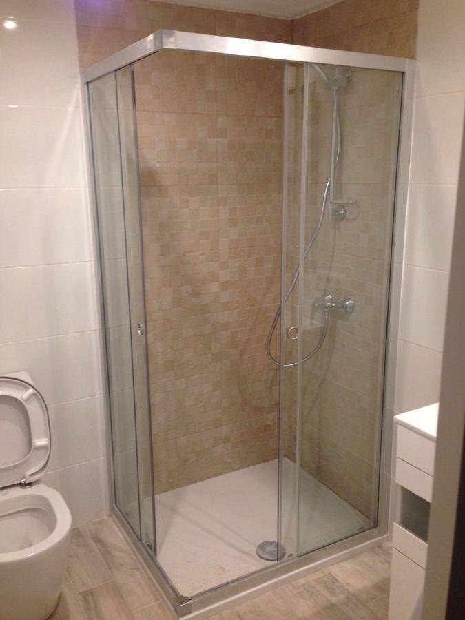 Foto ducha mampara de reformas abel group 1107666 - Fotos mamparas de ducha ...