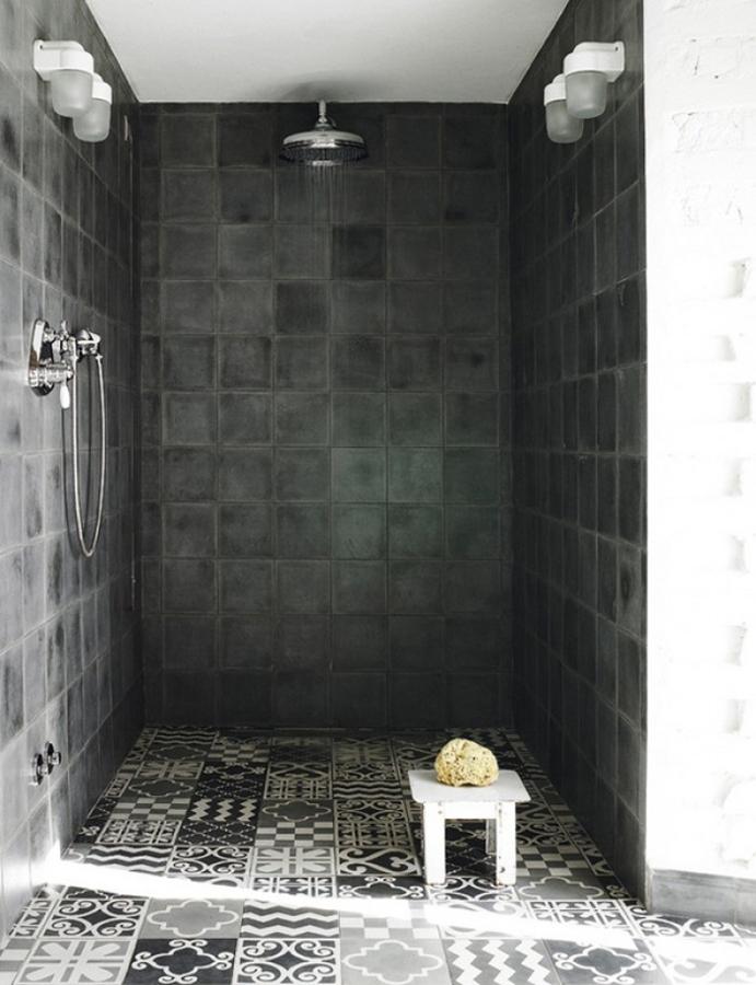 8 cosas que debes saber sobre las duchas a ras del suelo ideas decoradores - Revestimientos para duchas ...