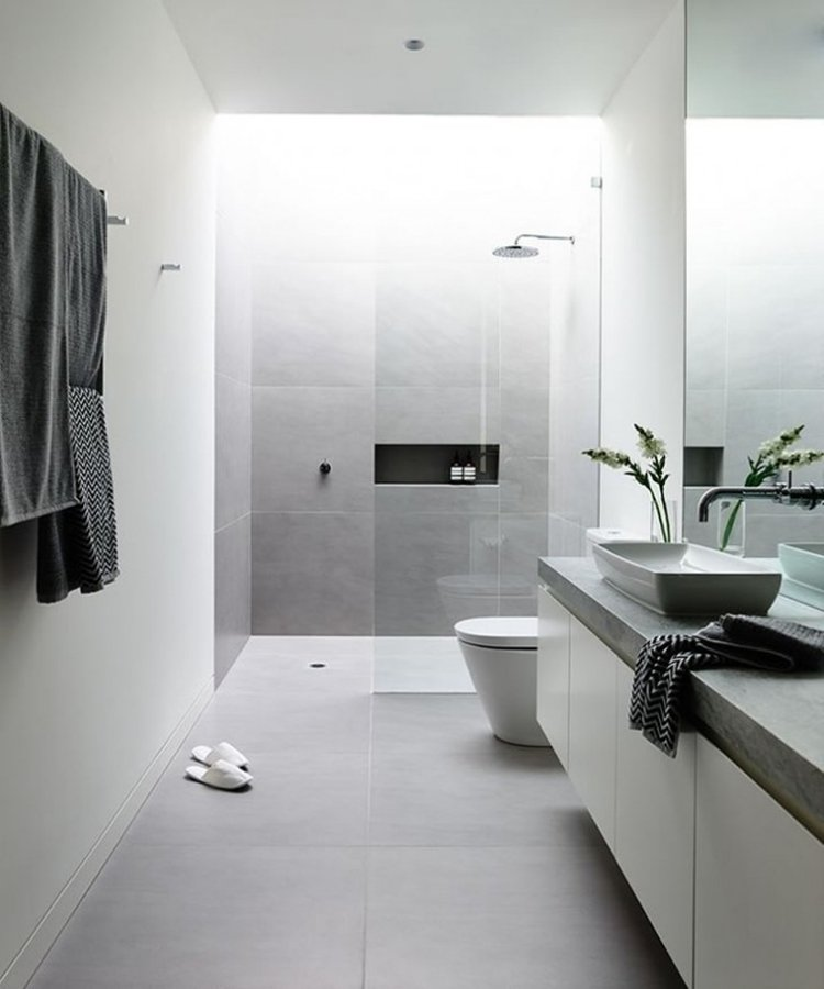 duchas a ras de suelo - Ducha De Obra