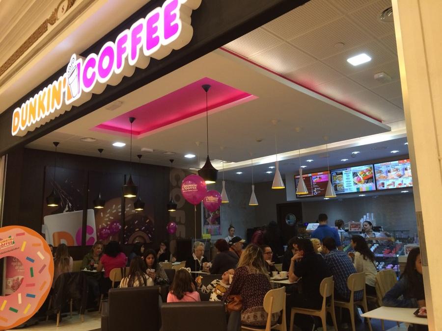 Dunkin coffee centro comercial thader murcia ideas electricistas - Electricistas en murcia ...