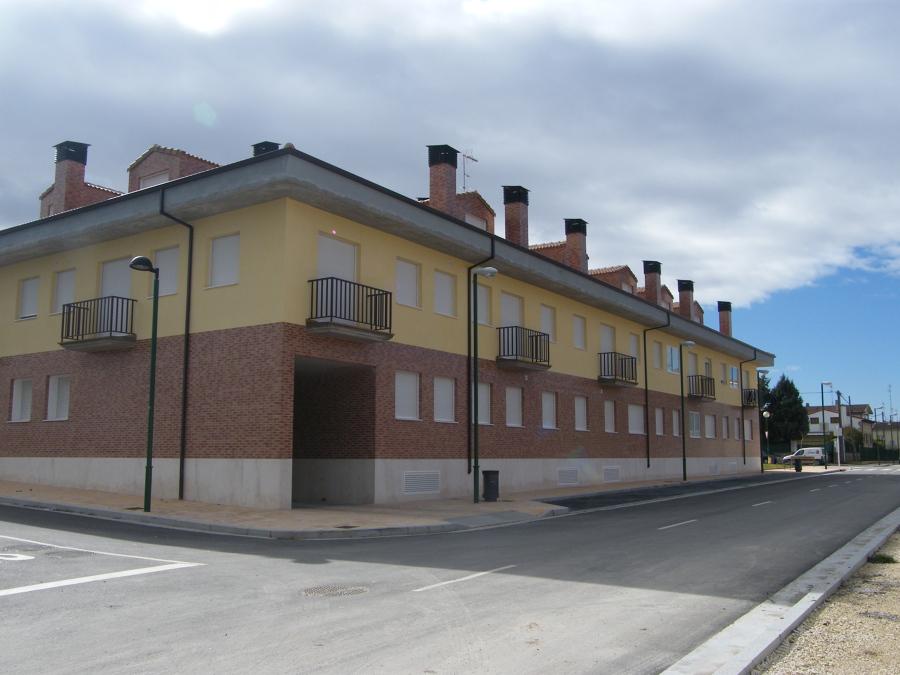 Edificio 17 viviendas