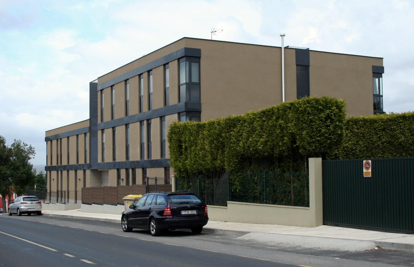 Edificio A Pezoca. 10 viviendas VPA