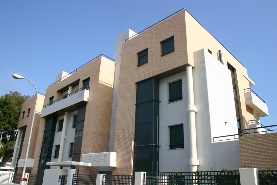 Edificio apartamentos torremolinos