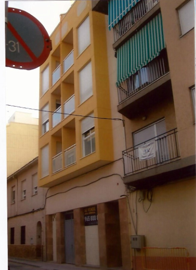 Edificio Calle Lepanto nº 17